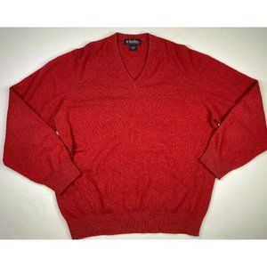 Current Brooks Brothers 100 % Cashmere Sweater
